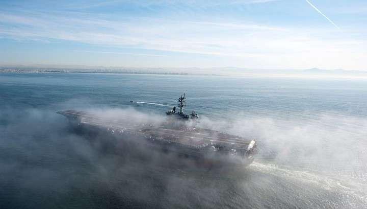Противостояние Китая и Америки в южных морях нарастает