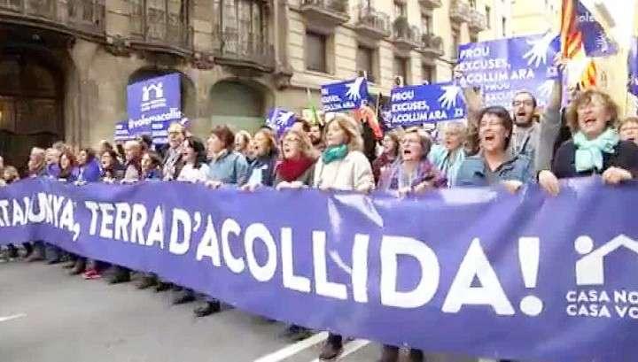 Глупые испанцы говорят «да» мигрантам, а немцы увеличивают количество выдворенных