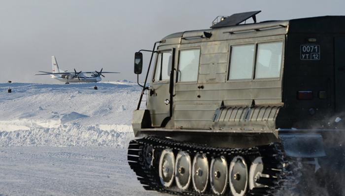 Министерство обороны начало испытывать новую военную технику в Арктике