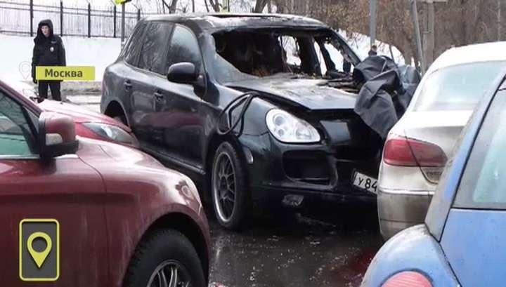 В Москве смертельное ДТП за рулём Porsche Cayenne устроил очередной придурковатый молодчик