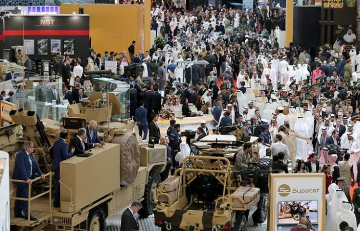 Россия представит более 240 образцов современного вооружения на выставке IDEX-2017