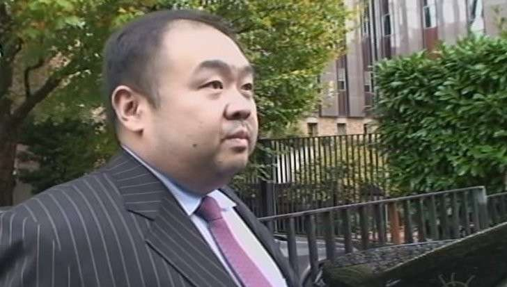 Кадры нападения на Ким Чен Нама появились в сети
