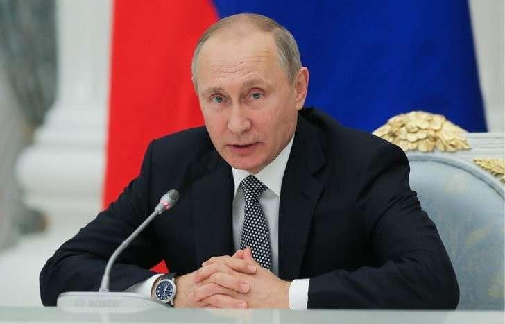 Владимир Путин подписал указ о праздновании 75-летия победы в битве под Сталинградом