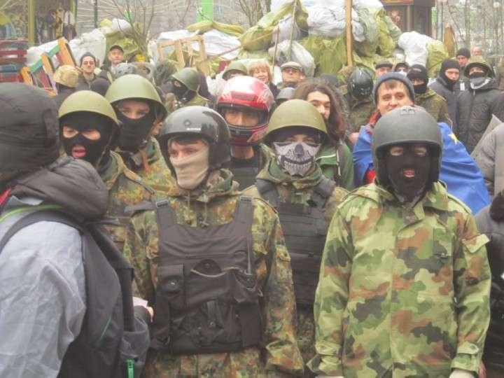 Киевская хунта готовит военную операцию по захвату Крыма