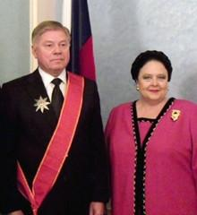 Зачем вам орден и дворянство от самозванки Гогенцоллерн?