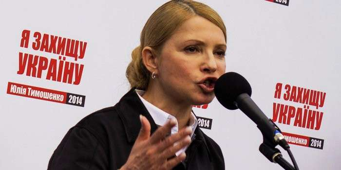Тимошенко готовит третий Майдан