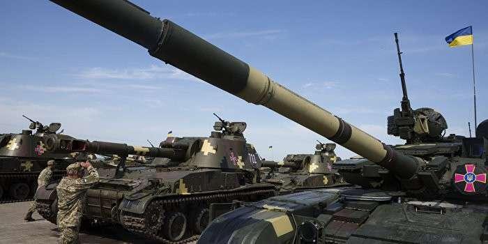 Россия заняла первое место по закупкам украинских вооружений в 2016 году в 2016 году