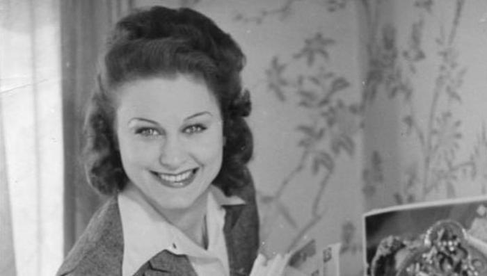 Актриса и любимица Гитлера Марика Рёкк оказалась советской разведчицей