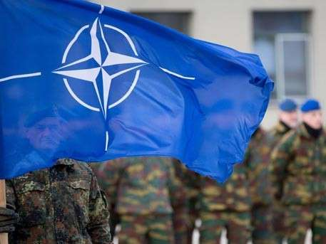В Литве полиция утихомирила натовских «защитников» электрошокерами