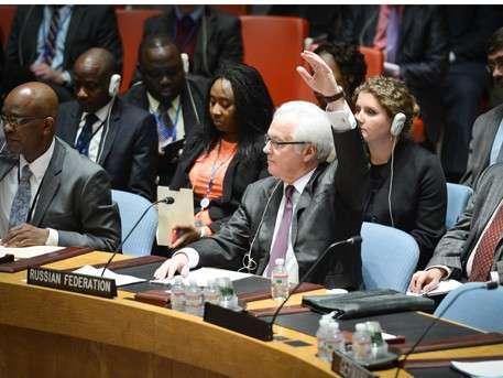 Россия и Запад: самые яркие ответные речи Виталия Чуркина в ООН