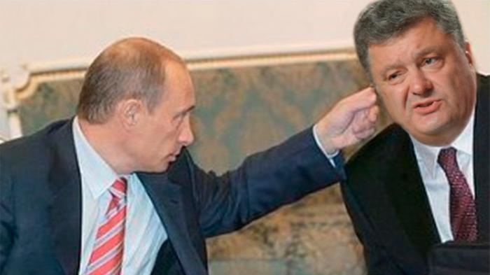 Принуждение к Минску: Путин предупредил Порошенко о грузинском сценарии