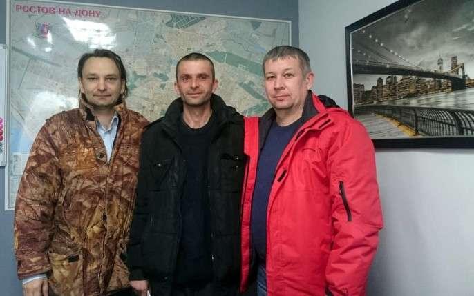 Ополченца Андрушевича удалось спасти от депортации из России в руки СБУ