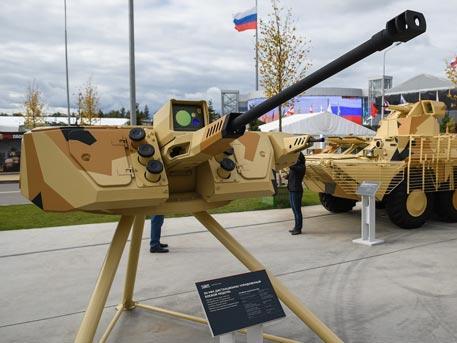 От «Аллигатора» до «Медведя»: лучшие российские вооружения на выставке в Арабских Эмиратах