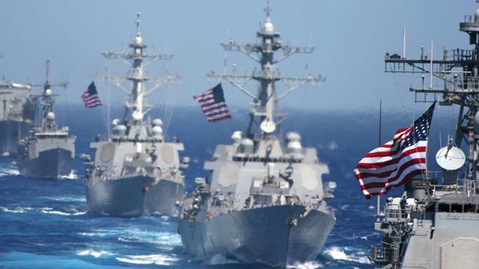 Зачем Трамп отправил военные корабли в Южно-Китайское море