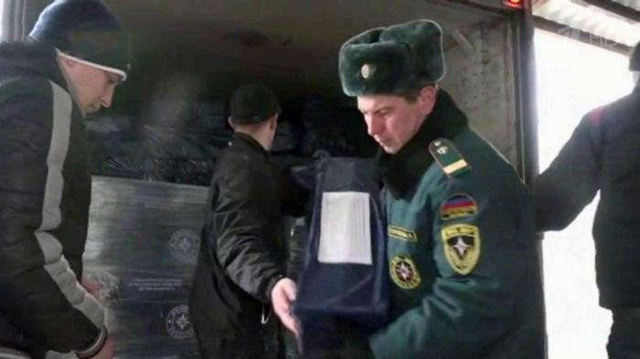 В ДНР и ЛНР привезли первую в этом году партию гуманитарной помощи из России