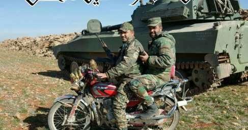 Стремительным ударом «Тигры» иВКСРФвыбивают ИГИЛ издесятка поселков вАлеппо