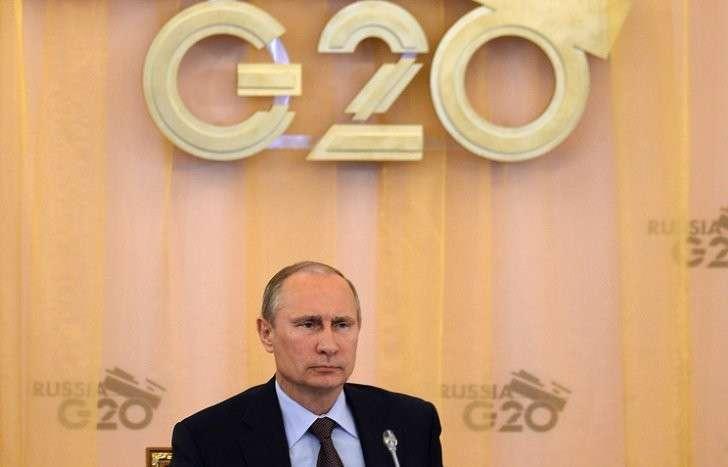 Владимир Путин примет участие в саммите G20 в Гамбурге