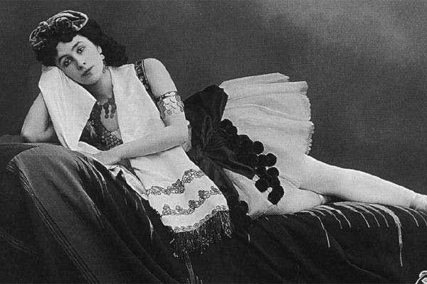 Матильда Кшесинская сожительствовала с пятью великими князьями Романовыми