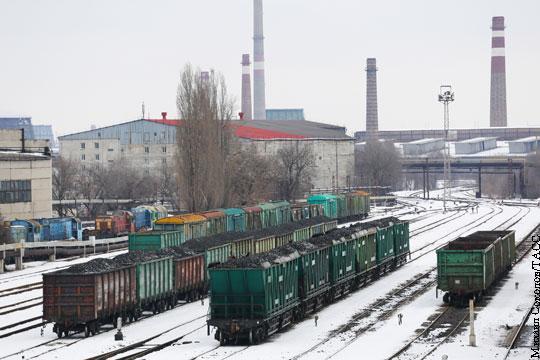 ДНР: Россия спасает Донбасс углем, нацисты блокировщики Порошенко в пролёте