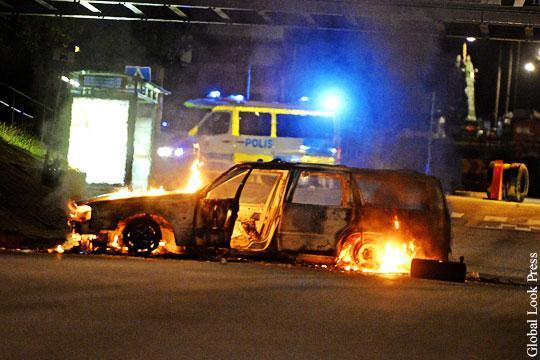 Дональда Трамп: В Швеции сбылось «пророчество». Мстит местным глобалистам