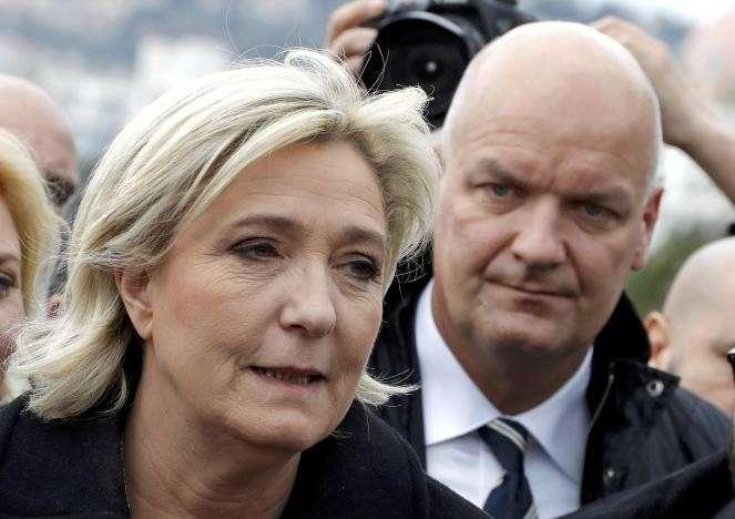 Во Франции демократия самая демократичная: арестованы ближайшие помощники Марин Ле Пен