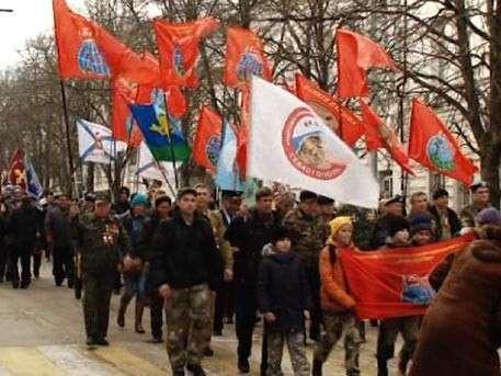 Как в Севастополе отметили двойной праздник: День Защитника Отечества и День народной воли