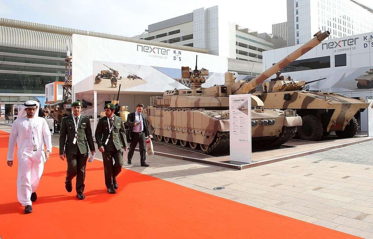 Танковый прорыв: главные российские итоги оружейной выставки в Абу-Даби