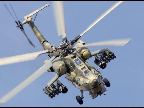 Мосул: «Ночные охотники» Ми-28 истребляют боевиков ИГИЛ на улицах