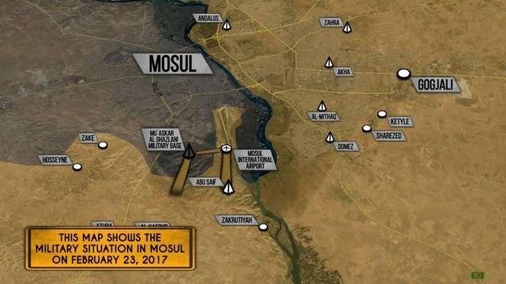 Ирак: В Мосуле ИГИЛ применило дроны-убийцы