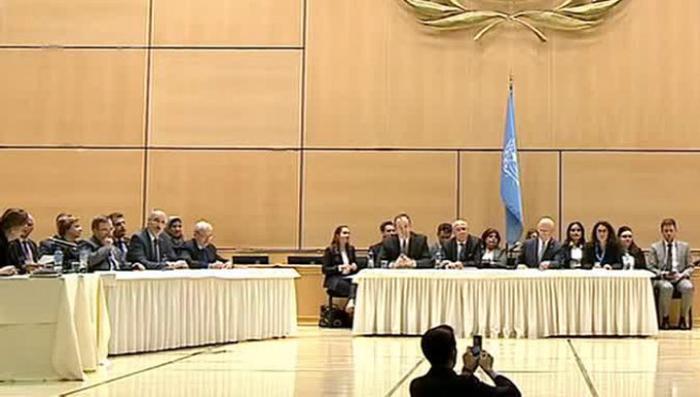 В Женеве начался четвёртый раунд межсирийских переговоров