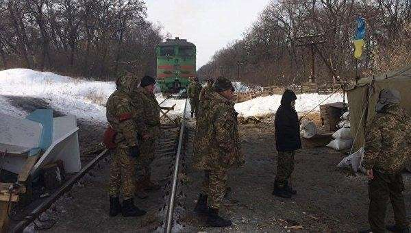Еврейская Хунта блокирует Донбасс ради передела энергорынка Украины