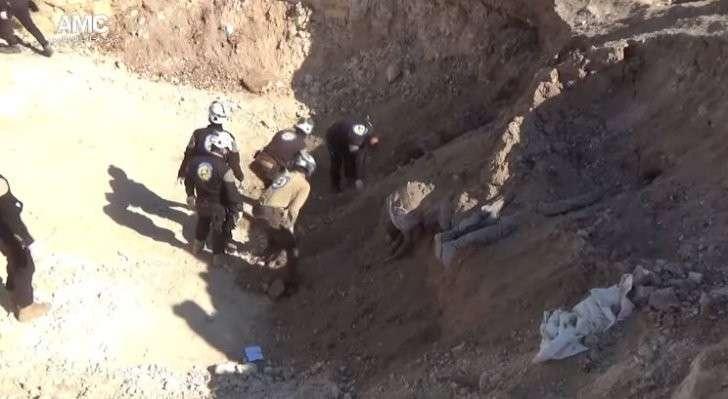 Англо-американские наёмники несут большие потери в Сирии (21+)
