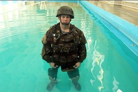 «Плавающие» бронежилеты для морской пехоты России