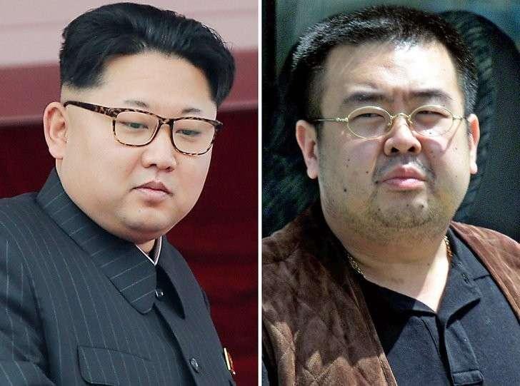 Брата главы Северной Кореи убили оружием массового уничтожения