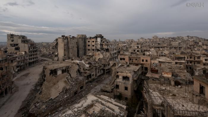 Генштаб Турции: Эль-Баб в Сирии освобождён от американских наёмников