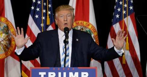 На конференции с Трампом сорвали готовящуюся провокацию с флагами России