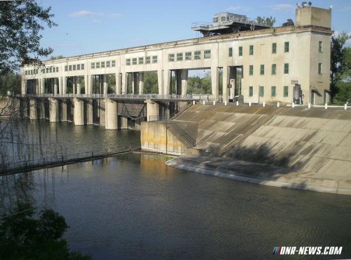 Украинские каратели захватили объекты Донецкой фильтровальной станции