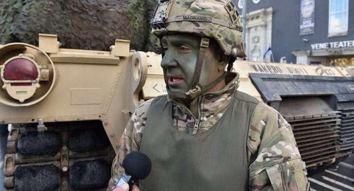 День независимости Эстонии, военный парад – смех сквозь слёзы