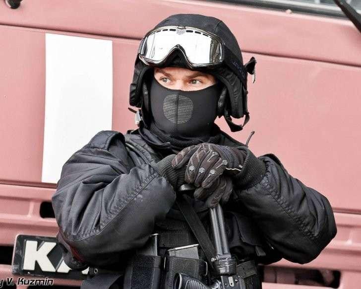 ВРоссии каждое силовое ведомство имеет части иподразделения специального назначения
