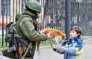 Герои России: Спецназ «Альфа» и «Вежливые Люди», знакомьтесь!