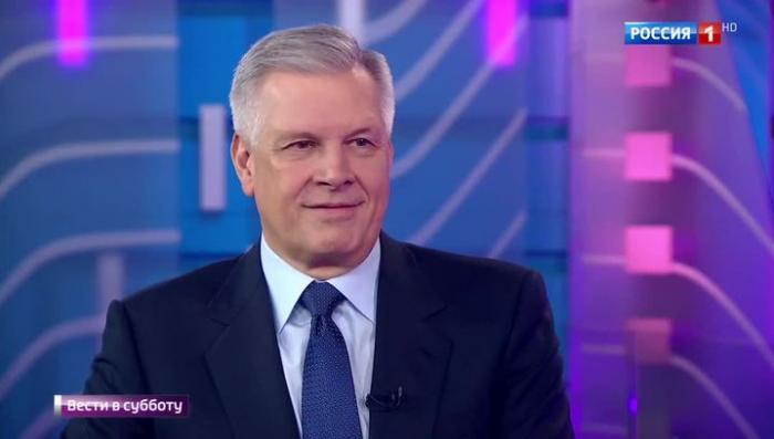 Прокуратура передала Сергею Данкверту белорусский привет