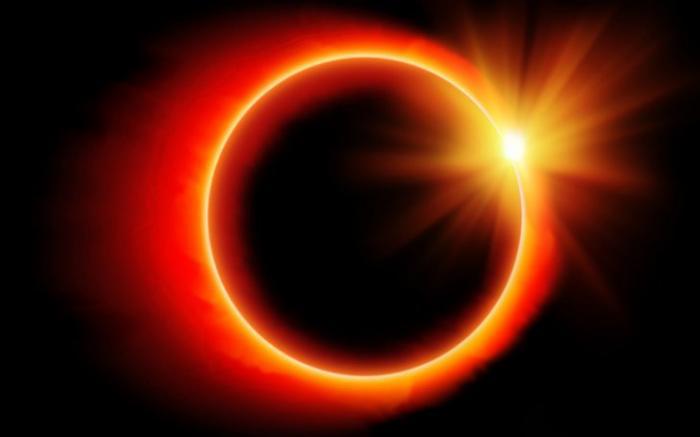 Будьте аккуратны: Кольцевое солнечное затмение произойдет сегодня