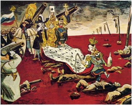 Николай Второй, правда о кровавом самодержце