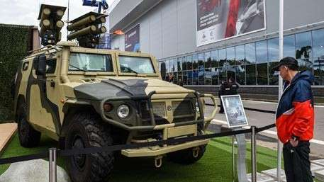 Какие новинки российских вооружений наиболее популярны за рубежом и почему
