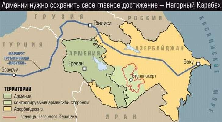 Нагорный Карабах: кто заинтересован в военной эскалации