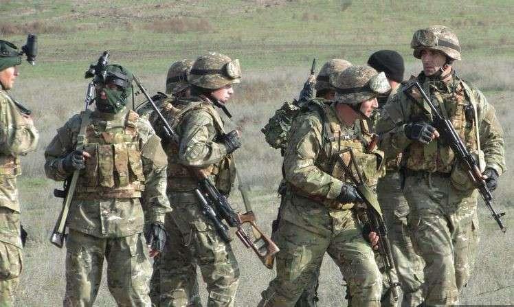Министерство обороны Арцаха опубликовало видео попытки прорыва азербайджанских войск в Карабахе