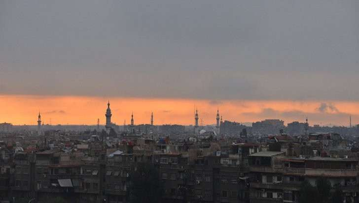 Террористы обстреляли из минометов район Дамаска рядом с посольством России