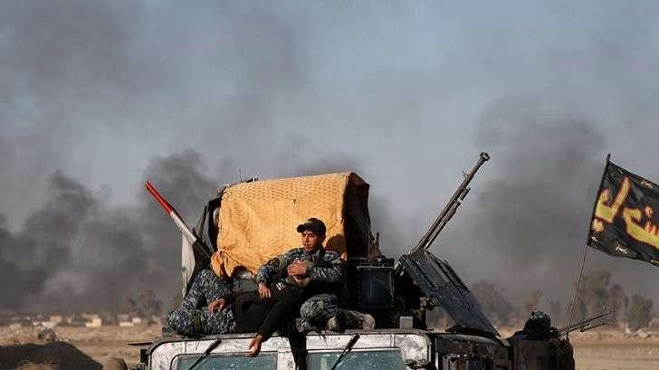 Ирак: В Мосуле жители массово покидают дома из-за наступления иракской армии