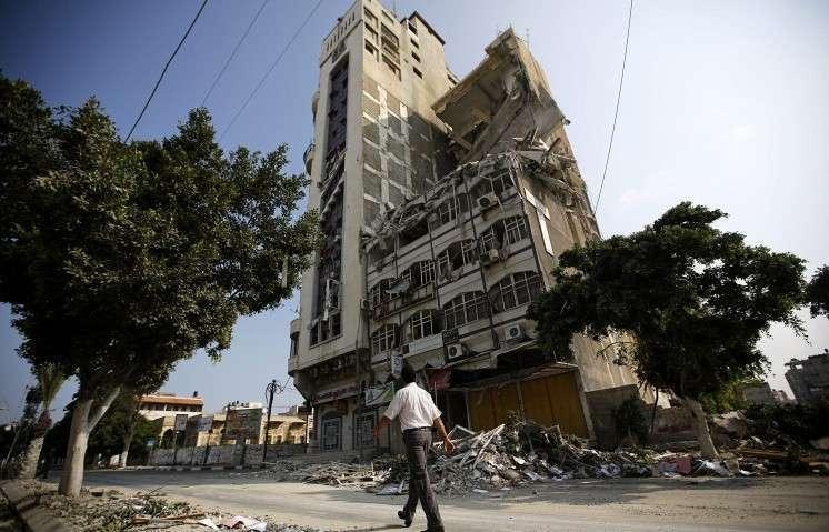 С момента начала спецоперации в секторе Газа погибли более 1,5 тыс. палестинцев