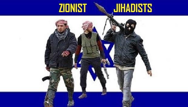 Сионистский режим Израиля официально признал, что сотрудничает с террористами ИГИЛ
